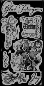 """Komplet """"Christmas Emporium 2"""""""