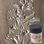 Cafe Au Lait  Embossing Powder