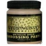 Embossing paste- Gold