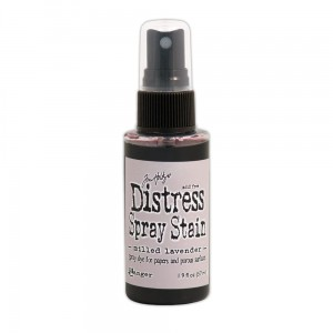 "Tusz Distress Stain ""Milled Lavender'"