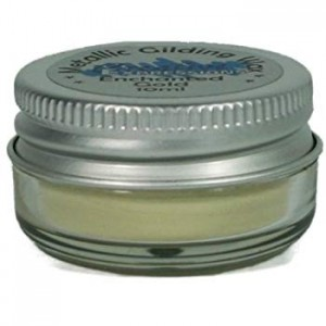 "Metallic Gilding Wax ""Vintage golden green"""