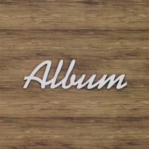 Tekturka Napis Album 03