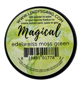 Pigment Magiczny Edelweiss Moss Green