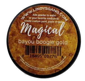 Pigment Magiczny Bayou Boogle Gold