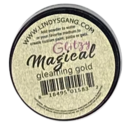 Pigment Magiczny Gleaming Gold