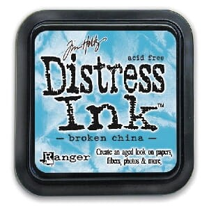 "Distress Pad ""Broken China"""