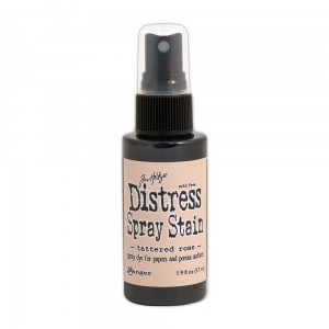 "Tusz Distress Stain ""Tattered Rose"""