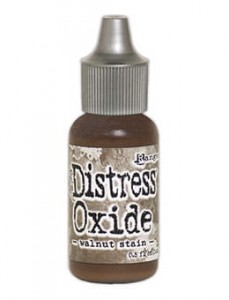 "Distress Oxide Reinker ""Walnut Stain"""