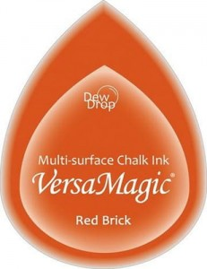 "Versa Magic kredowy ""Red Brick"""