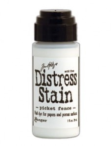 "Tusz Distress Stain ""Picket Fence"""