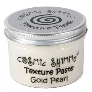 Texture Paste- Gold Pearl