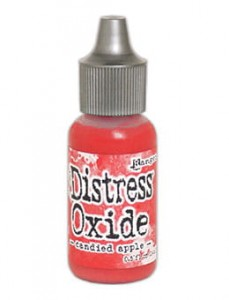 "Distress Oxide Reinker ""Candied Apple"""