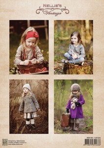 Obrazki  Vintage Fall Girls